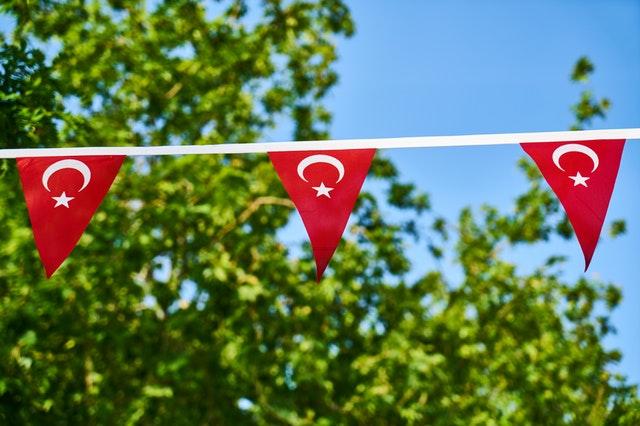 malé Turecké vlajky