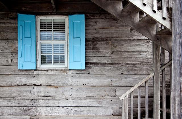 staré okenice