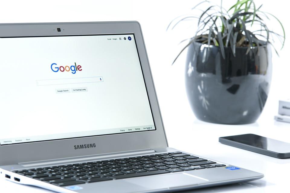 laptop, Google